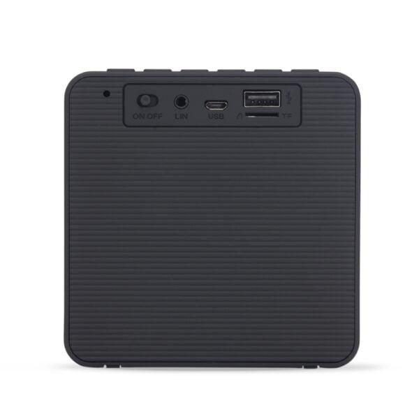 Caixa de Som Bluetooth com Relogio Digital 7027d1 1516123487