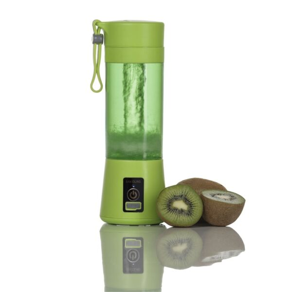 Mini Liquidificador Smart 380ml VERDE 6970 1543440758