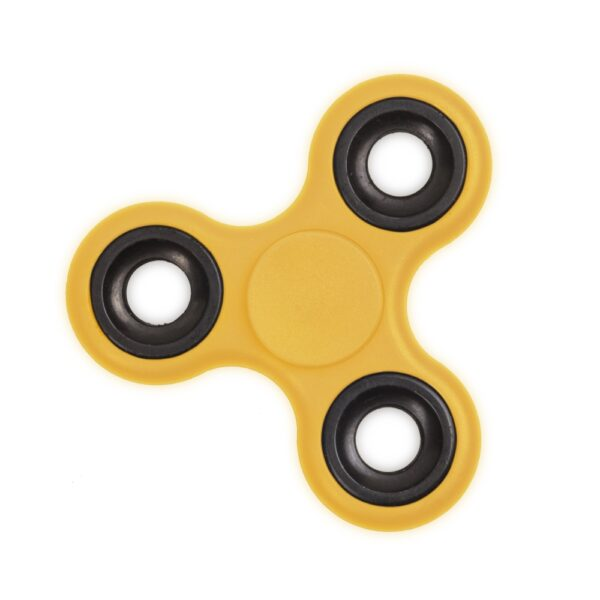 Spinner Anti Stress AMARELO