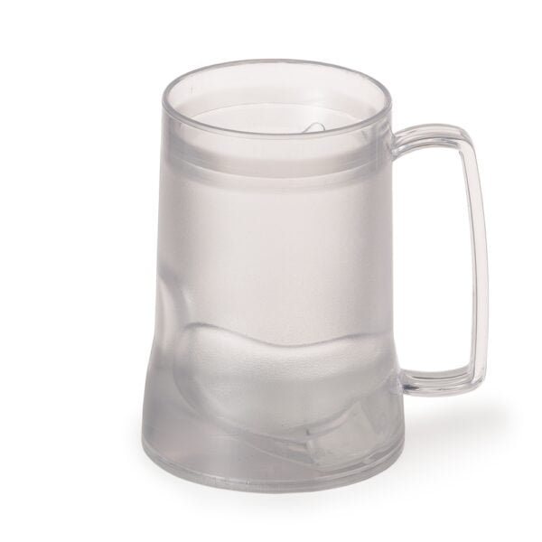 Caneca Gel ml TRANSPARENTE d