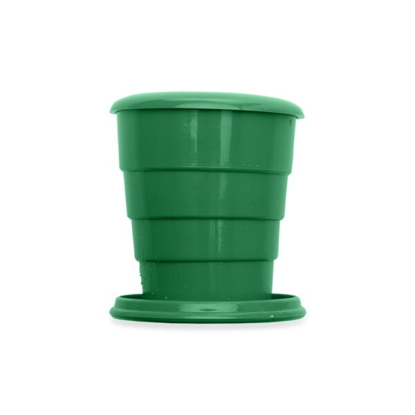 Copo Retratil ml VERDE